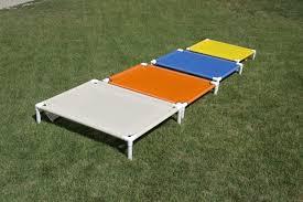 dog bed mesh raised bed cot large summer beds medium