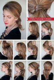 Easy Hairstyles For Short Medium Hair