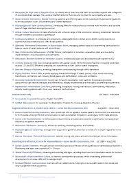 Nursing Resume Sample P2 - Melbourne Resumes