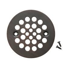 premier copper s oil rubbed bronze metal drain cover