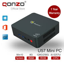 <b>NEW ARRIVAL</b>   Qonzo Intel i5-5257U <b>Beelink</b> U57 Mini PC ...