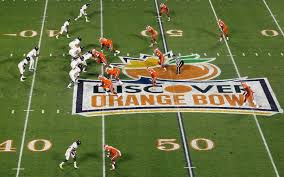 Capital One Orange Bowl Seating Chart Capital One Orange Bowl December Ncaa Football Tickets 12