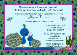Peacock Invitations Peacock Invitations Zazzle