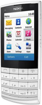 nokia phones touch screen price list. nokia x3 02 touch and type price in pakistan phones screen list