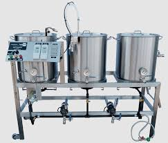 home brewing stand