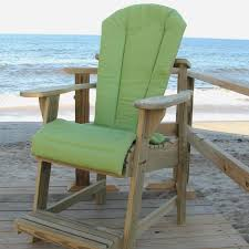 Adirondack Chair Storing Outdoor Cushions 20 X 18 Outdoor Seat