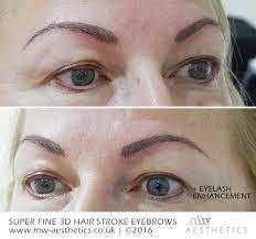 semi permanent makeup eyebrows