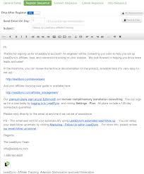 Email Letter For Resume Resume For Study