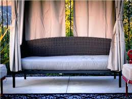 shocking daybed cushion cover outdoor convertible daybed round outdoor bed cushions outdoor lounge bed photo ideas