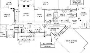 House Plans With Inlaw Suite  FloorplanscomHouse With Inlaw Suite