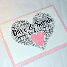Personalised 10th Wedding Anniversary Love Sparkle Card By Sew