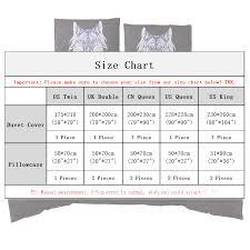 duvet cover size chart sweetgalas