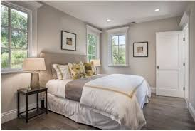 warm grey bedroom. Plain Bedroom Benjamin Moore Edgecomb Gray  A Greige Warm Gray It Is Still Cool  Tone But Has Undertone The Trim Color Decorator White In  For Warm Grey Bedroom R