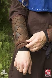 rfb viking bracers brown m