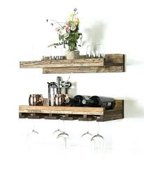 wall mounted wine glass rack wall mount wine glass rack rustic wall mounted wine glass rack