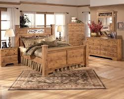 Amazon Com Ashley Bittersweet Queen Bedroom Set With Poster Bed
