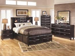 king size storage bedroom sets. Modren Bedroom Ashley Kira King Size Storage Bed B473 Bedroom Collection  Larger Photo Intended Sets A