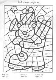 Coloriage Magique Multiplication Cm1 A Imprimer Nouveau Design