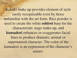 kabuki makeup meaning. kabuki make up makeup meaning