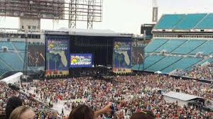 Everbank Field Concert Seating Chart Concert Photos At Tiaa Bank Field