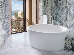 freestanding bathtubs and stone soaker tubs tyrrell laing in round bathtub idea 12