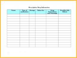 Patient List Template Dealsoftheday Info