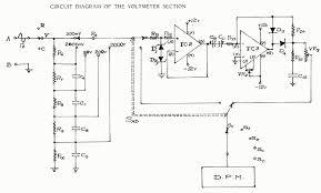 schematics of delabs test measurement 2 voltmeter attenuator rectifier