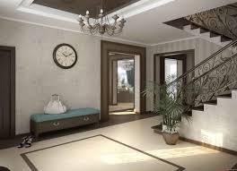 Hallway Wall Ideas Black White Stripped Floor Rug Hallway Wall Art Ideas Blue White