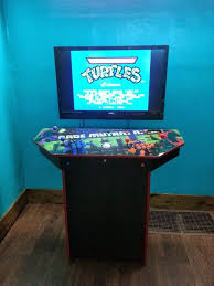 4-Player Pedestal Arcade Cabinet for MAME: 32 Steps (with Pictures)