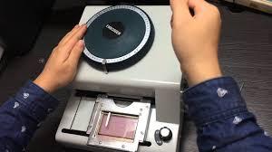 Machine Pvc Embossing Youtube - Manual Card Credit