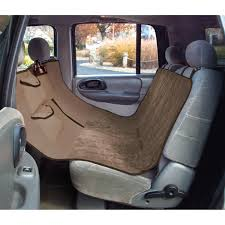 yes pets quilt suede waterproof tear proof hammock style car seat cover com