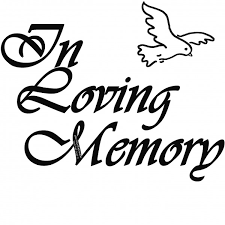 Image result for in loving memory john