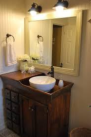 Bathroom Decor Pics Rustic Star Bathroom Decor