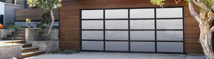 glass garage doors commercial nova