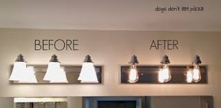 vintage style lighting fixtures. Extraordinary Updating Bathroom Light Fixtures Cool Vintage Style Lighting How To Update Its As Easy Changing A