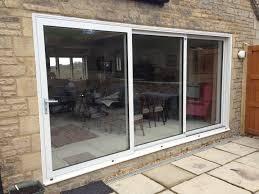 great triple sliding patio doors beautiful aluminium sliding patio doors 6 panel triple track