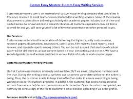 custom essay master service essay online help in uk us 2 why choose customessaymasters services