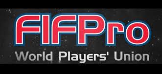 Image result for FIFPro logo