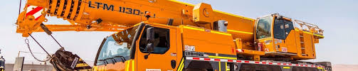 All Terrain Cranes Liebherr Ltm 1130 5 1 Specifications