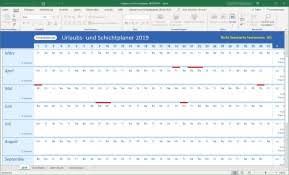 Urlaubsplan als jahreübersicht im querformat. Urlaubsplaner Excel Vorlage Download Computer Bild