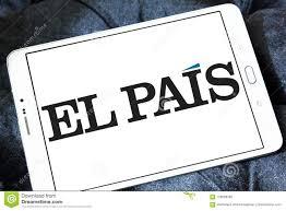 El Pais Daily Newspaper Logo Editorial Image - Image of brand, brands:  120069285