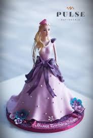 Barbie Doll Cake Pulse Patisserie