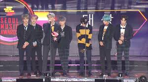 Bts Gaon Chart Kpop Awards 2018 Gaon Chart Music Awards Bts Honored For Contribution To K