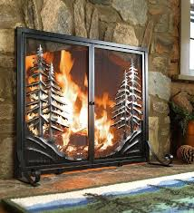 Unique fireplace screens Guard Unique Fireplace Screen Holiday Medallion From Screens Dmitrylebedev Unique Fireplace Screen Ace And Glass Barn Door Metal Cover Screens