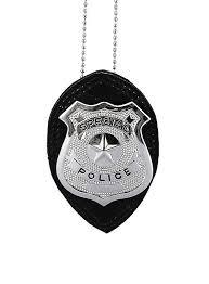 police badge necklace maskworld com