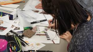 Small Picture Interior design students draw up plans for new Waterloo workspace