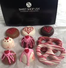 as a guinness world record holder for the largest chocolate truffle sweet usa knows how to go all out for any valentine