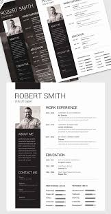 Etsy Resume Template Simple Etsy Resume Template The Best Way To Write 60 Best Curuculum Vit