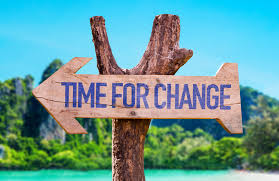 Image result for pictures of time for a change