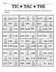 Fractions And Decimals Worksheets Callumnicholls Club